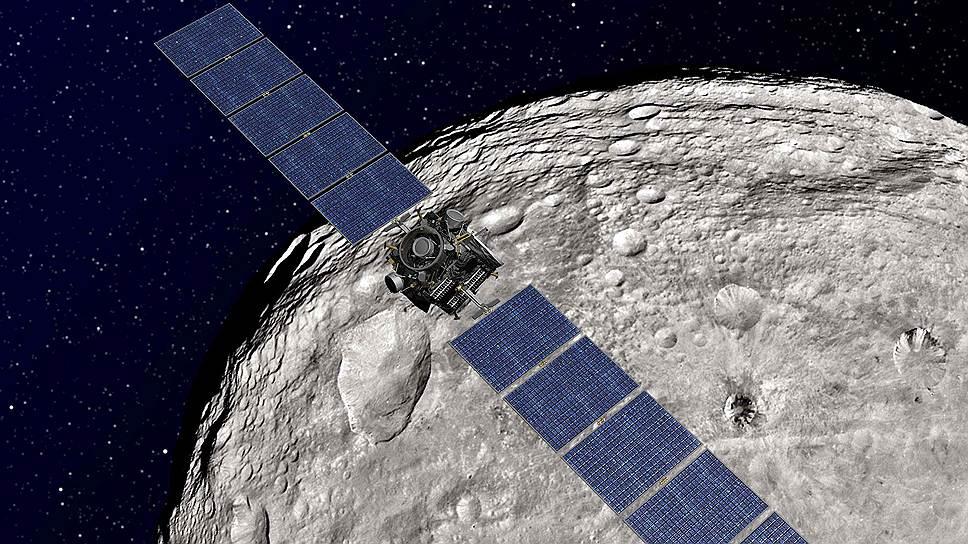 Бизнес готов вложиться в космическую добычу металлов