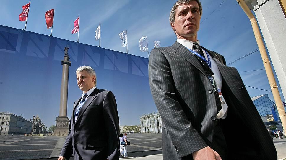 В мае Васильевский остров снова превратится в площадку ежегодного экономического форума