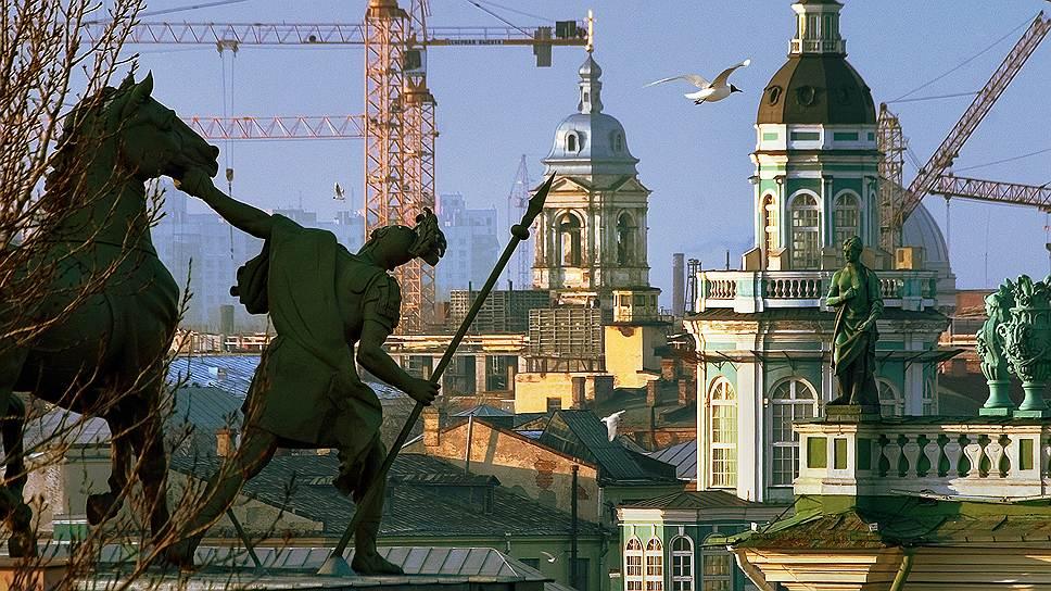 Реконструкция промзон Петербурга позволяет строить доступное жилье рядом с историческим центром