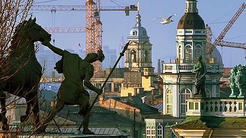 Гонка за Питером  / Как Санкт-Петербург обскакал Москву