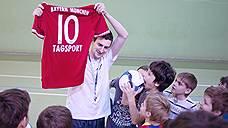 Один из основателей #TagSport Владимир Долгий-Рапопорт уверен, что конкурентов у проекта нет, потому что никто не занимается с детьми любительским спортом