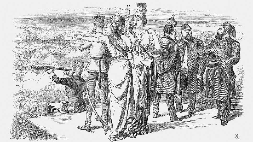 Открытие Суэцкого канала в 1869 году прошло с небывалой помпой. Присутствовали: императрица Франции, император Австро-Венгрии, кронпринц Пруссии и другие высочайшие особы