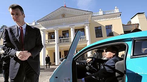 Фантомы автопрома  / Найдется ли в правительственном «Кортеже» место для Marussia и «Ё-мобиля»