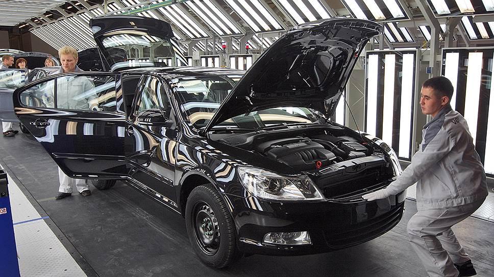 Локализация производства на заводе Volkswagen в Калуге достигает 40%