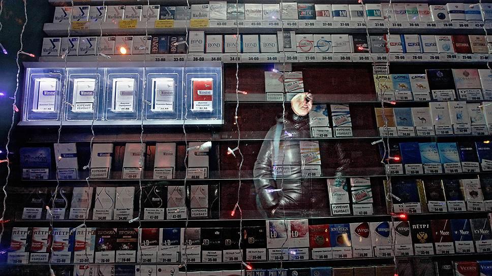 Запрет на открытую выкладку сигарет обернется невозможностью выводить на рынок новые бренды