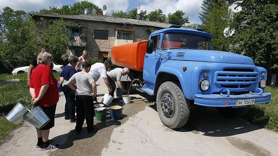 Среднедушевое потребление воды в Крыму оказалось выше, чем в Москве, а утечки в трубах — вдвое больше, чем в среднем по России