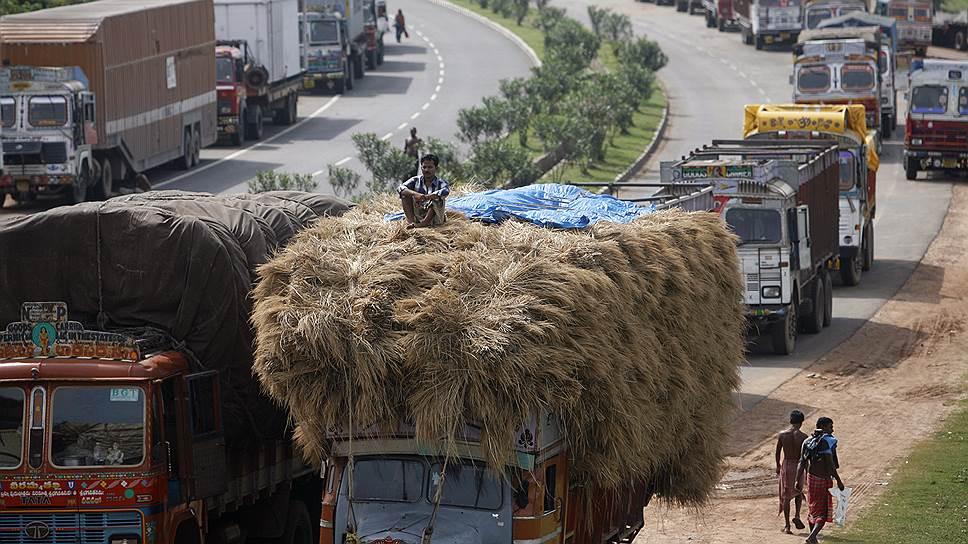 Большая часть индийской инфраструктуры безнадежно устарела и катастрофически перегружена