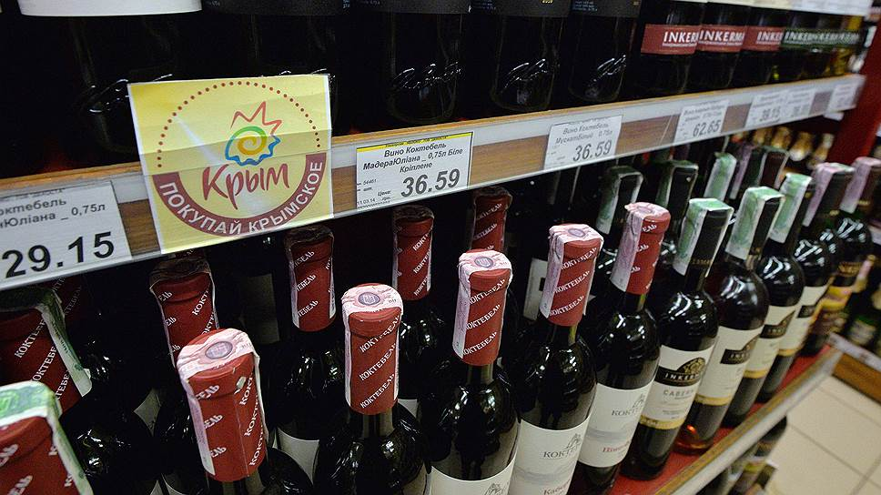 Уже в этом сезоне любимые туристами крымские вина могут подорожать