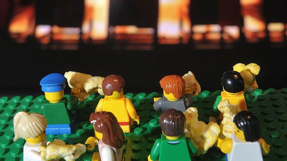 Важнейшим из искусств в ТРЦ остается кино, а главной едой — попкорн