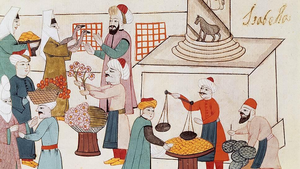 Главный экономический институт Востока — базар — мало изменился за тысячу с лишним лет