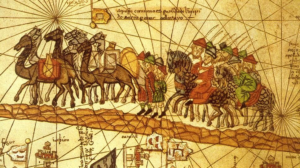 Путешествие Марко Поло по Великому шелковому пути стало легендарным для европейцев, но для восточных купцов того времени это было практически рутиной