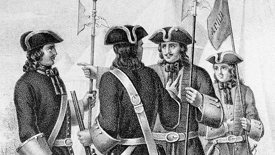 В России городские гербы были не символом свободы, а знаком, позволяющим легко отличить Костромской пехотный полк от Владимирского