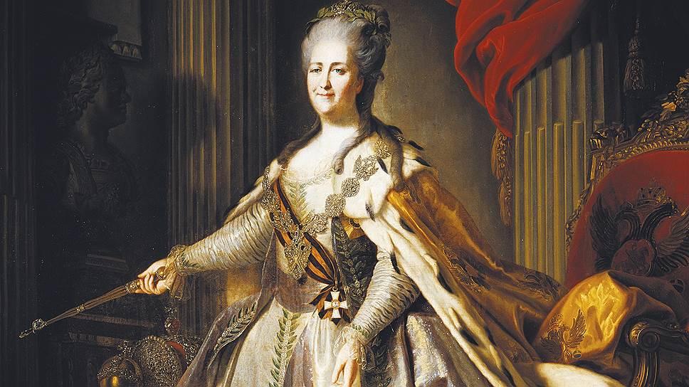 Екатерина II объявила торговлю монополией купеческого сословия, поэтому записываться в купцы стало выгодно