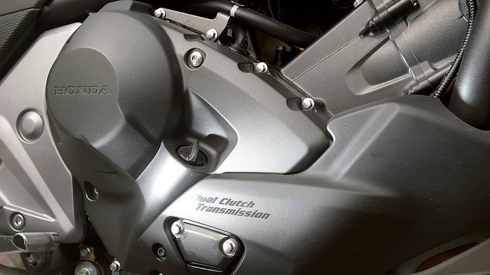Преселективные коробки передач с двумя сцеплениями можно встретить на различных моделях Honda
