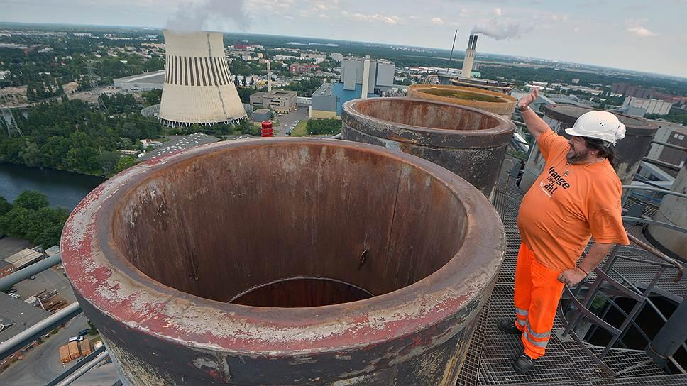 В отличие от москвичей берлинцы не боятся сжигать мусор: сгорает половина бытовых отходов немецкой столицы — 500 тыс. т в год