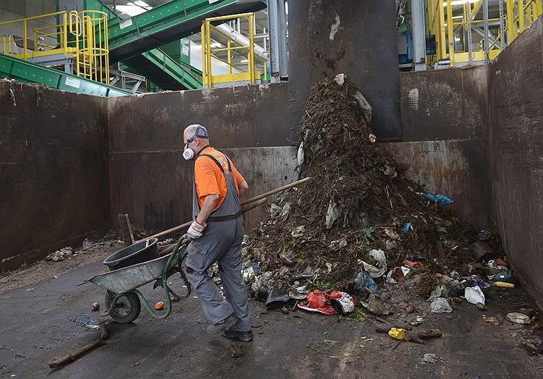 Обычно органические отходы используют для производства энергии, но в Берлине из них получают газ, которым заправляют мусоровозы
