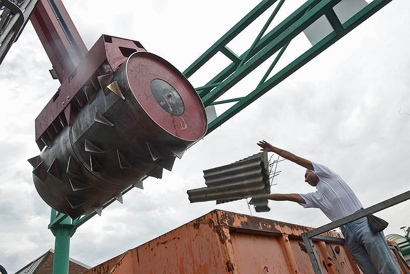 Металлолом — единственный тип мусора, утилизация которого представляет не только экологическую, но и экономическую ценность