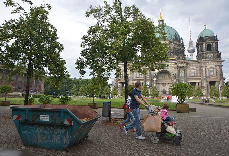 Немцев научили перерабатывать или уничтожать почти все свои отходы, и теперь у них новая цель — меньше мусорить