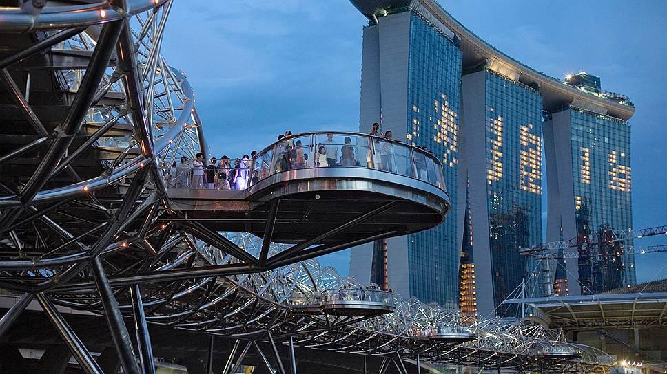 Сингапур выглядит достойным убежищем для российских активов