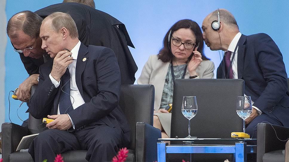 Российские власти уже начали бороться с последствиями частичной финансовой изоляции