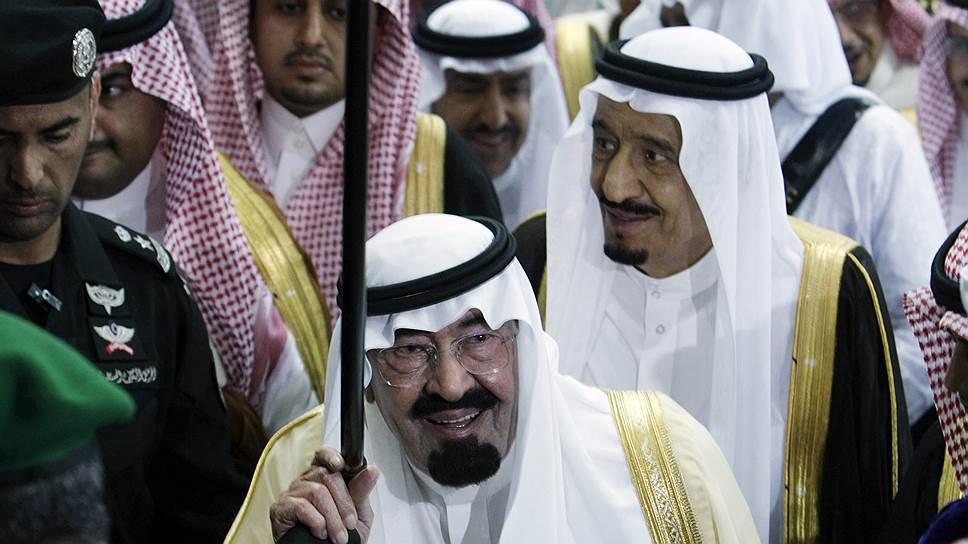 Пока неясно, кто из саудовских принцев станет наследником короля Абдаллы