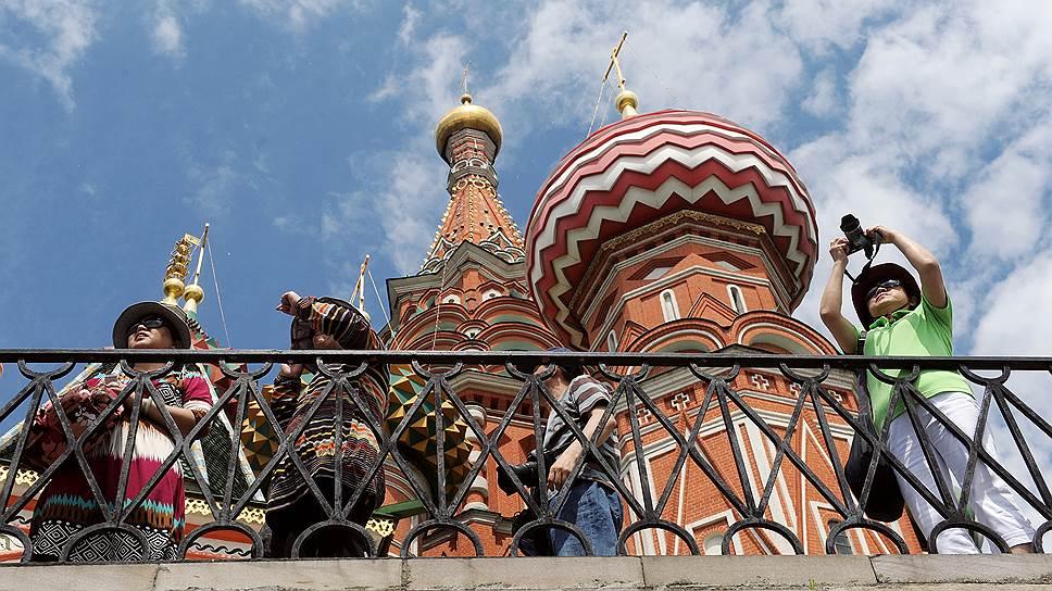 Москве вряд ли удастся повторить недавний рекорд по количеству гостей из-за границы