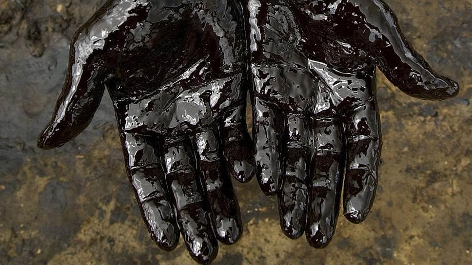 Нефть со всеми вытекающими