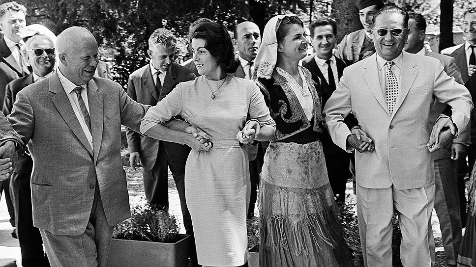 Попытки разработать план реформирования советской экономики при Никите Хрущеве шли с явной оглядкой на опыт югославских товарищей