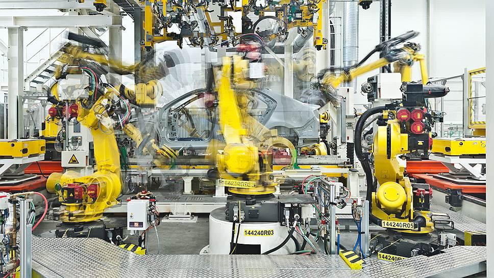 При запуске Skoda Rapid завод в Калуге получил новых сварочных роботов — лучших из представленных на рынке