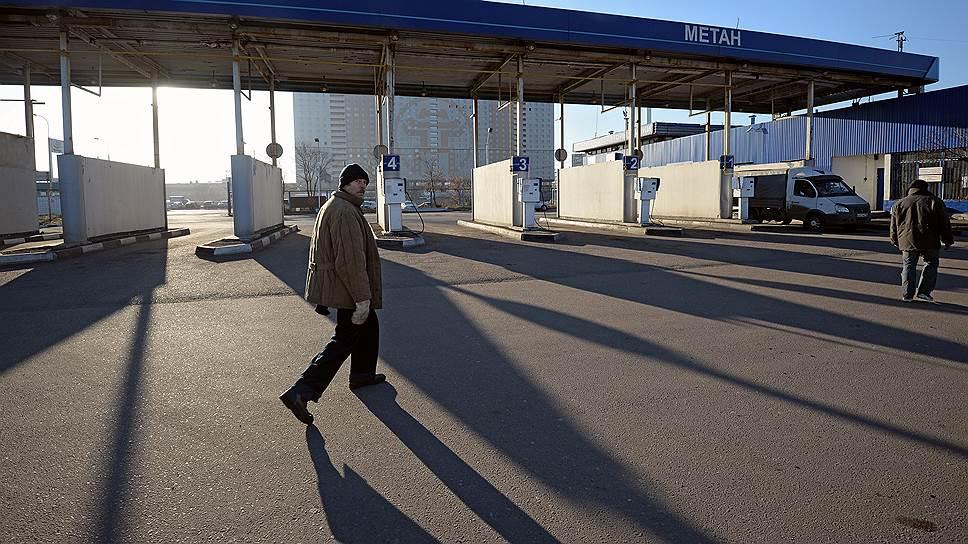 """Метан станет реальной альтернативой бензину и пропану, только если """"Газпром"""" реализует свои планы по расширению сети заправок"""