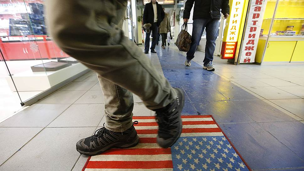 Столичный потребитель предпочитает импортные товары, но теперь он будет вынужден выбирать отечественное