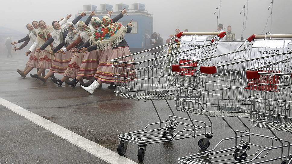 Кто виноват в росте цен на продукты