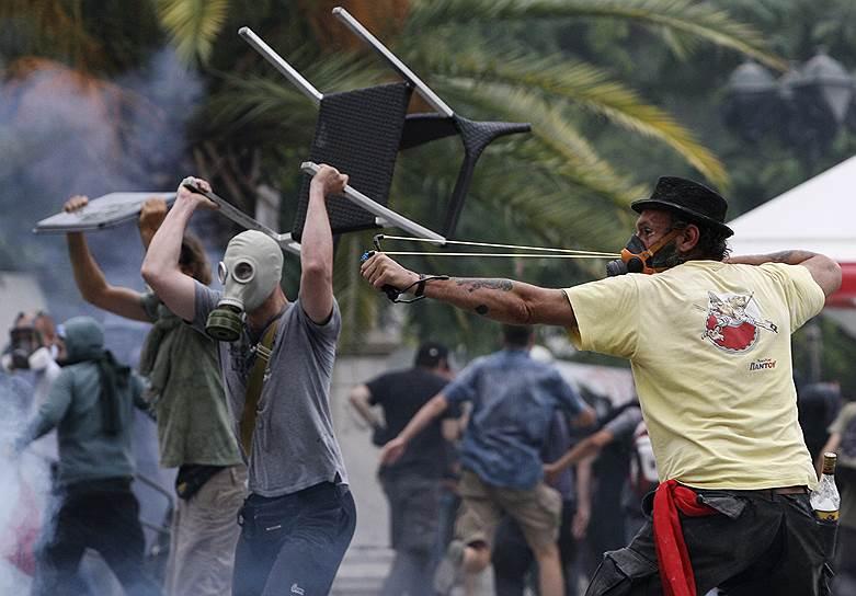 Радикальные реформы так и не смогли завоевать популярность у греков