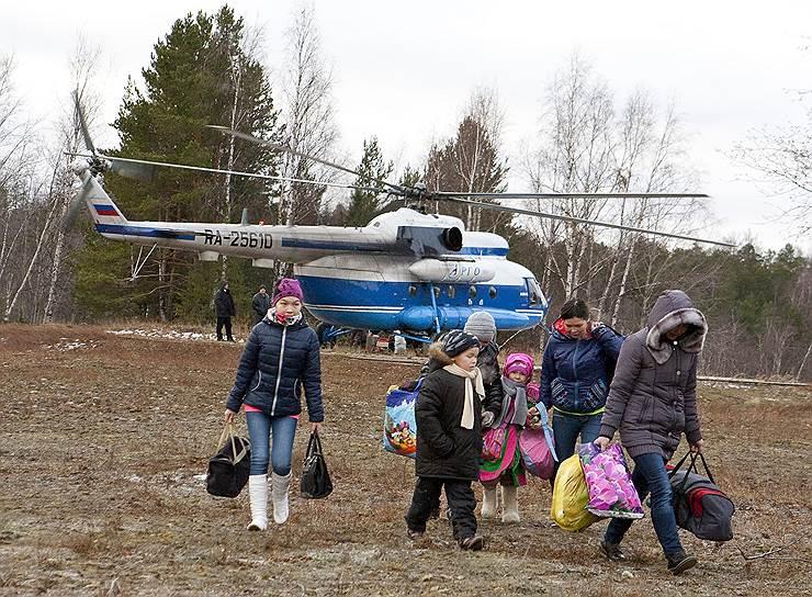 Воздушный транспорт для северян почти так же привычен, как наземный