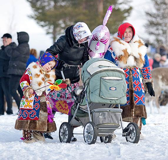 Благодаря высоким доходам и доступному жилью рождаемость в Сургуте за последние годы сильно выросла