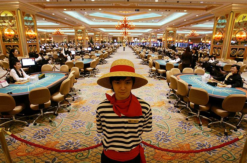 Китайцы азартны, поэтому игорный бизнес обеспечивает Макао один из самых высоких ВВП на душу населения в мире