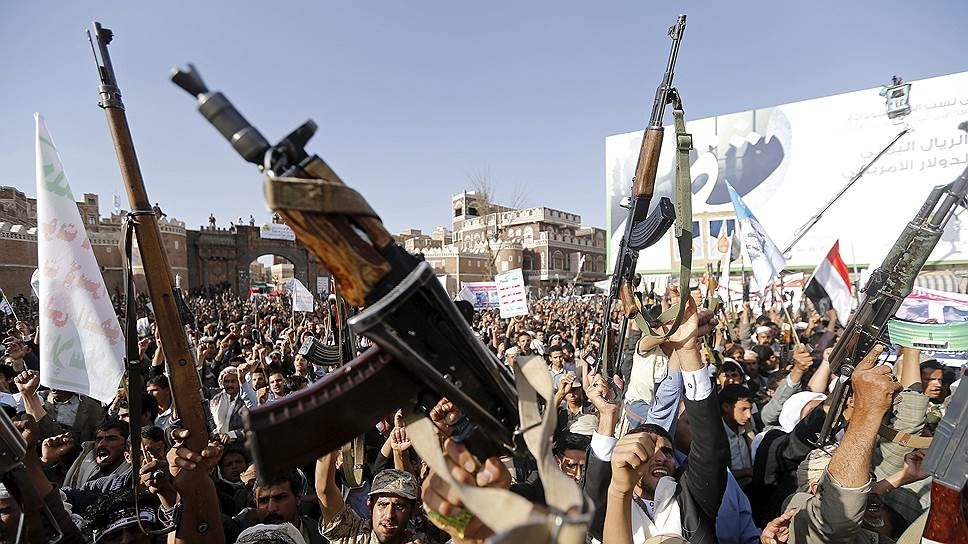 Как Йемен пострадал от войны
