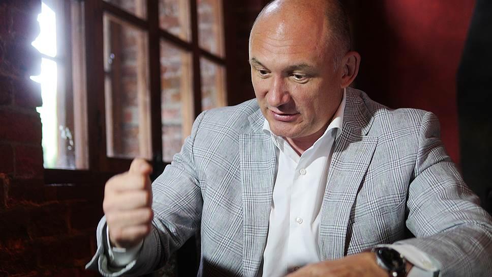 Алексей Сонк уверен, что сумеет занять достойное место на российском образовательном рынке
