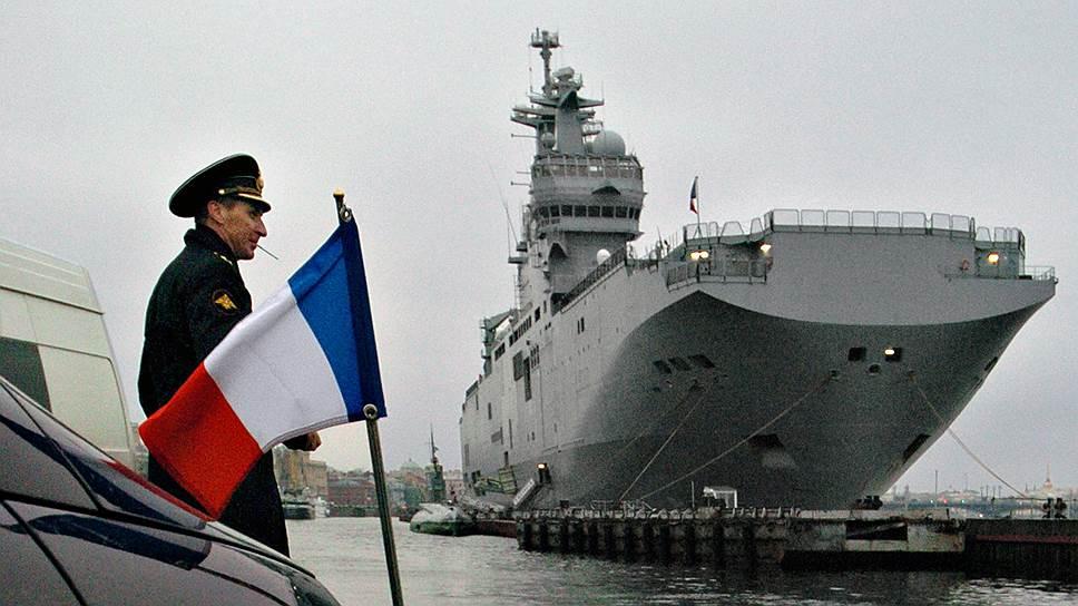 Все политические течения и подводные камни на пути Mistral в Россию