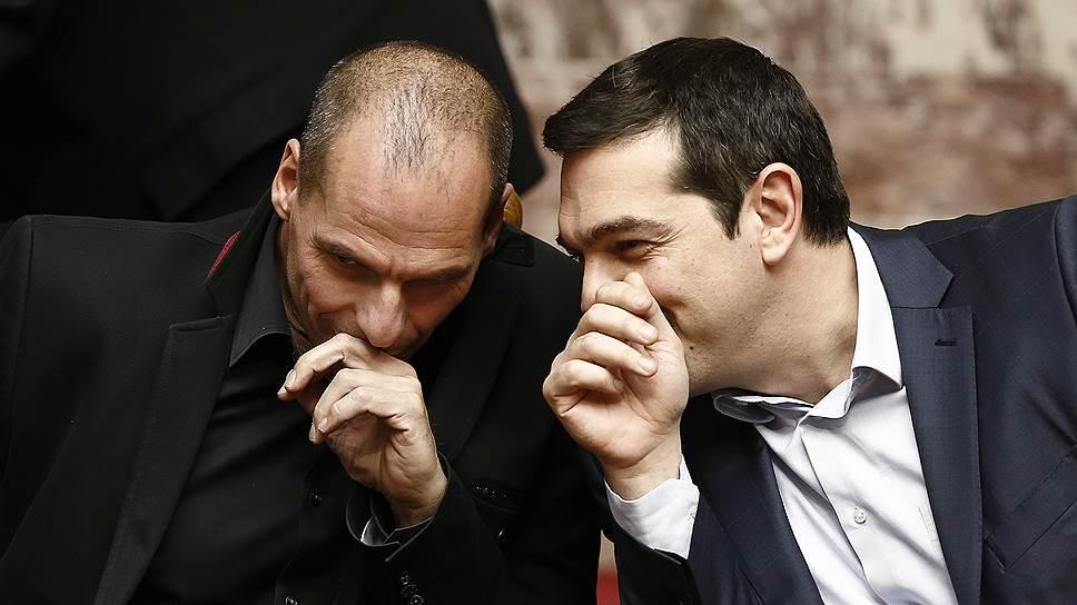 Сыграет ли Греция труса