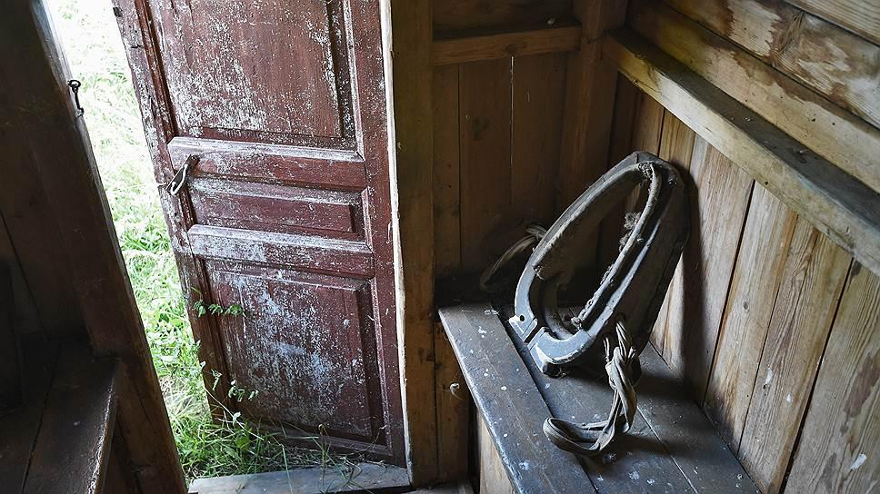 Эти крестьянские дома и по сей день остаются прочными и просторными