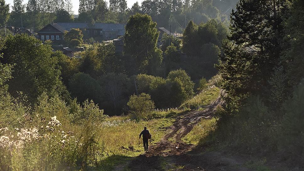 С закрытием школы и поликлиники население села Понизье резко сократилось