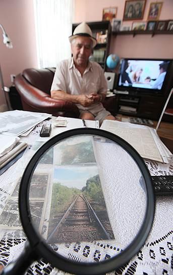 """85-летний бывший сапер Тадеуш Славиковски уверяет, что о потайном тоннеле с """"золотым поездом"""" ему рассказал немец Шульц"""