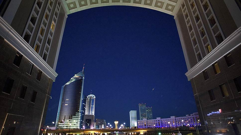 Современная Астана совсем не похожа на советский Целиноград