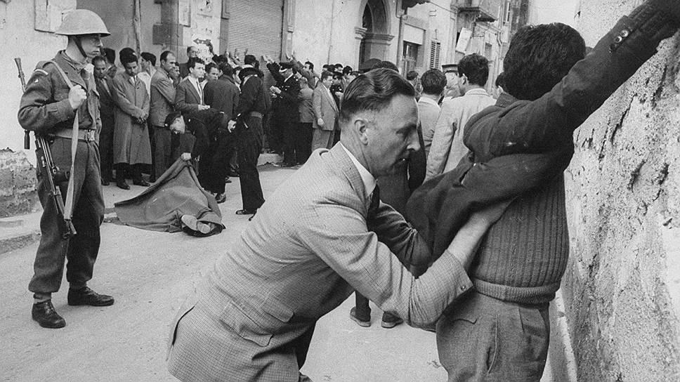 Британцы поддерживали порядок на Кипре до 1960-го