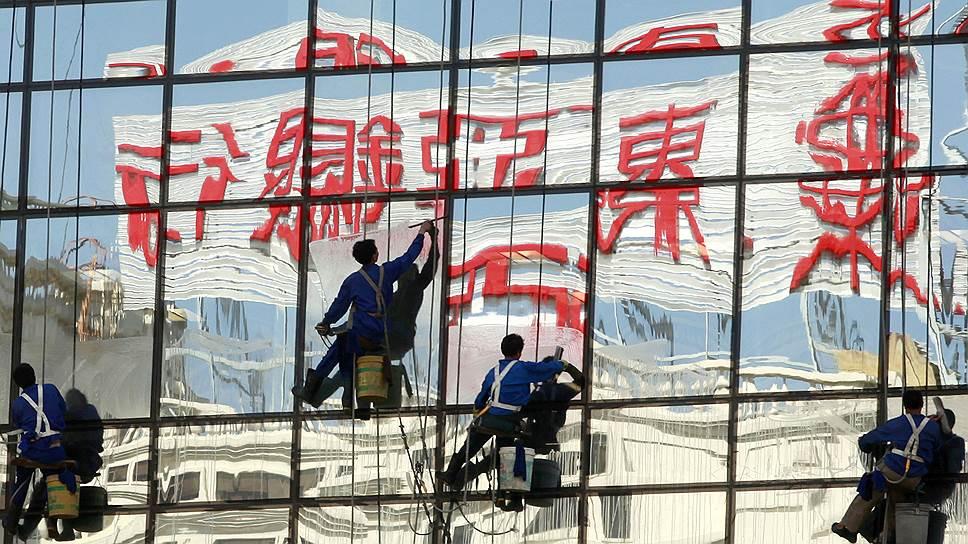 Одних ожиданий конца китайского экономического чуда оказалось достаточно, чтобы поставить мир на грань глобальной рецессии