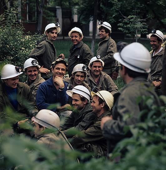 Потомственные шахтеры заранее знали свой жизненный путь: тяжелый, опасный труд и зарплата свыше 1000 руб.