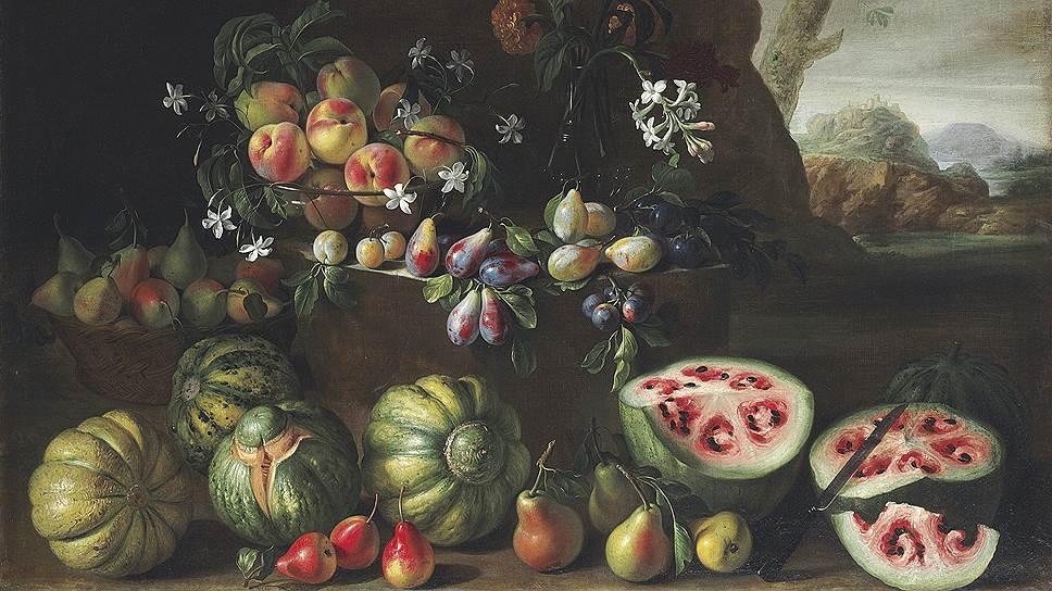 Благодаря итальянскому художнику XVII века Джованни Станки мы знаем, в каком виде природа создала арбузы