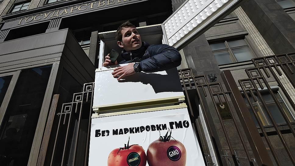 Запрет на продукты, содержащие ГМО, готово поддержать 82% россиян