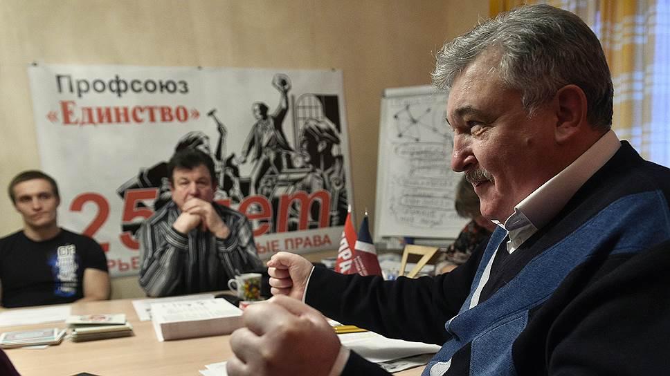 Петр Золотарев уверен, что по отношению к рабочим Бо Андерссон проводил политику не свою, а акционеров